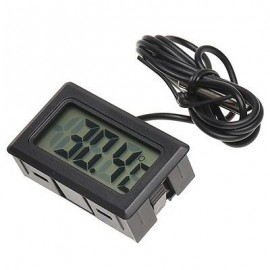 Digital LCD Indoor Temperature Thermometer