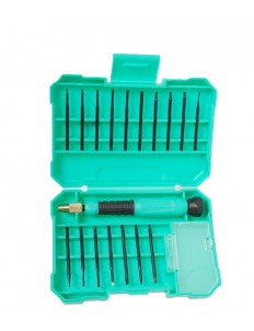 PROSKIT SD-9829M MULTIFUNCTION 18 IN 1 PRECISION SCREWDRIVER SET