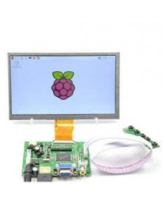 7 inch 1024*600 HDMI Screen LCD Display with Driver Board Monitor for Raspberry Pi