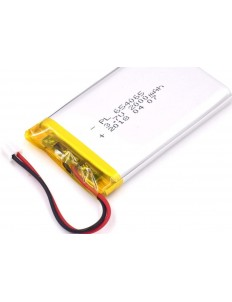 RECHARGEABLE RC LIPO LI-POLYMER BATTERY CELL 3.7V 2000MAH 8C 1S
