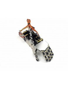 5DOF ROBOT HAND/FIVE FINGERS/METAL MANIPULATOR ARM/MINI BIONIC RIGHT HAND