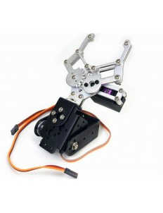 2DOF ROBOT ARM WITH GRIPPER