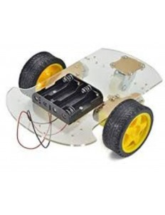 2WD SMART ROBOT CAR CHASSIS (V2)