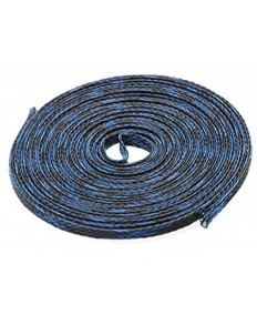 10MM BLACK INSULATION BRAIDED SLEEVE TIGHT PET EXPANDABLE SHEATHING WIRE PROTECTION