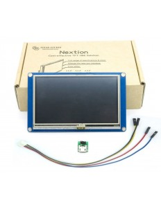 NEXTION 5.0 INCH TFT TOUCH SCREEN - BASIC SERIES NX8048T050