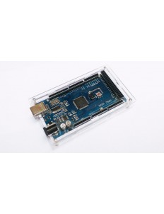 Transparent Acrylic Case Shell For MEGA 2560 R3