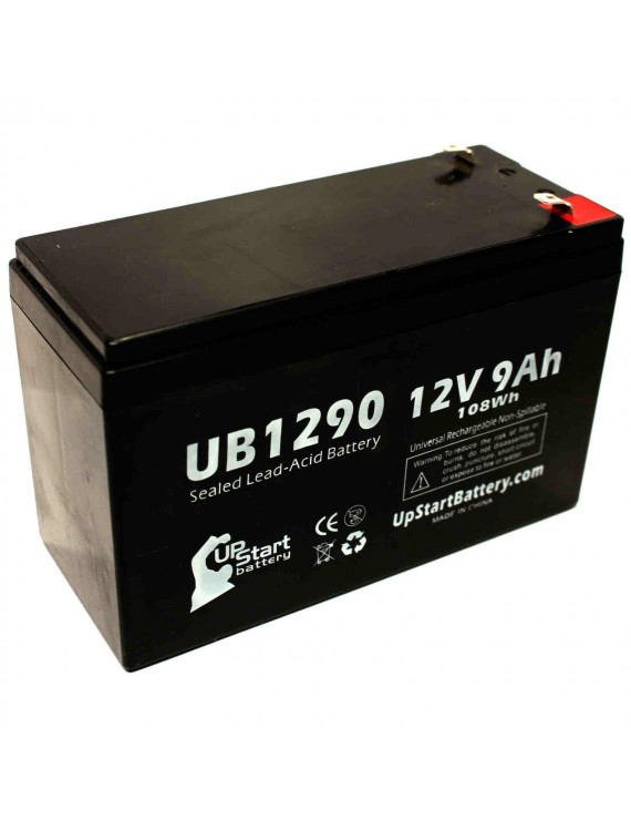 12v 9A lead acid BATTERY