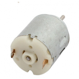 Micro 140 R140 DC toy motor DIY small productions Motor 3V to 6V