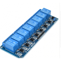5V  8-Channel Relay Module with optocoupler