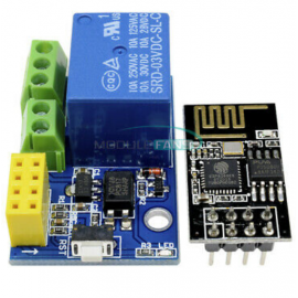 5V Wifi Relay Module ESP8266 TOI APP Controled For Smart Home Automation Board