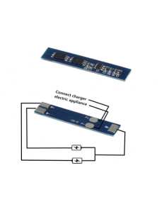 2S 3A Li-ion Lithium Battery Charger Protection Board