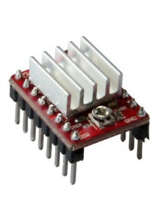A4988 RAMPS stepper motor driver with Heat Sink