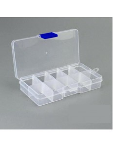 small box for kits - 10 slots
