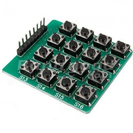 4*4 Matrix Keypad Keyboard module 16 Botton MCU